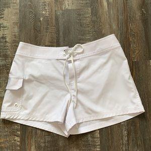 Jag cute white shorts